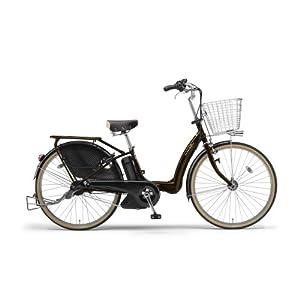 YAMAHA(ヤマハ) PAS ラフィーニL 26インチ 電動自転車 2013年モデル カカオ PM26RL