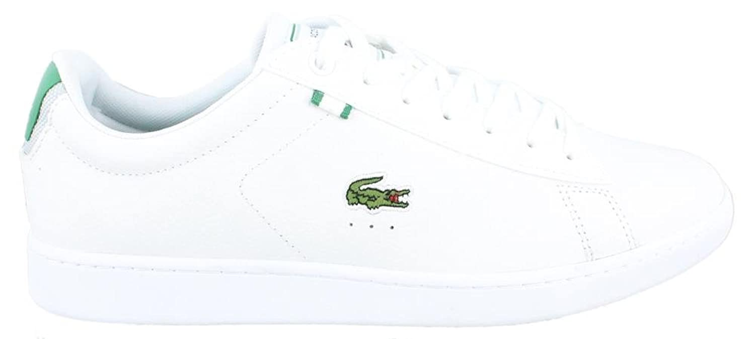 Lacoste Carnaby EVO Leather Training Sneaker Shoe - Mens