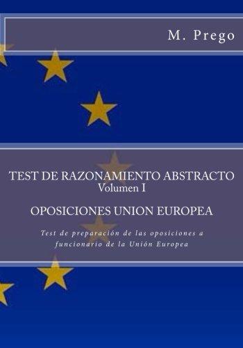 test-de-razonamiento-abstracto-volumen-i-oposiciones-union-europea-test-de-preparacion-de-las-oposic