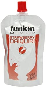 Funkin Strawberry Daiquiri Mixer 120 g (Pack of 8)