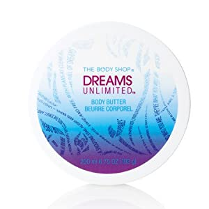 The Body Shop Dreams Unlimited Body Butter 6.75 Oz. by The Body Shop