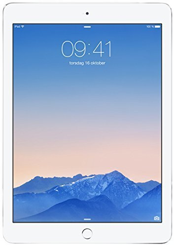 2014 Newest Apple iPad Air 2 thinest with touch ID fingerprint reader retina display(16GB,Wifi+Cellular,Silver)