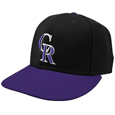 Colorado Rockies Mlb Fitted Cap