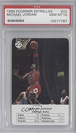 Basketball Card) 1988 Fournier Estrellas #22: Collectibles & Fine Art