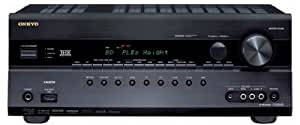 Onkyo TX-SR608 7.2-Channel Home Theater Receiver (Black) (Discontinued by Manufacturer)