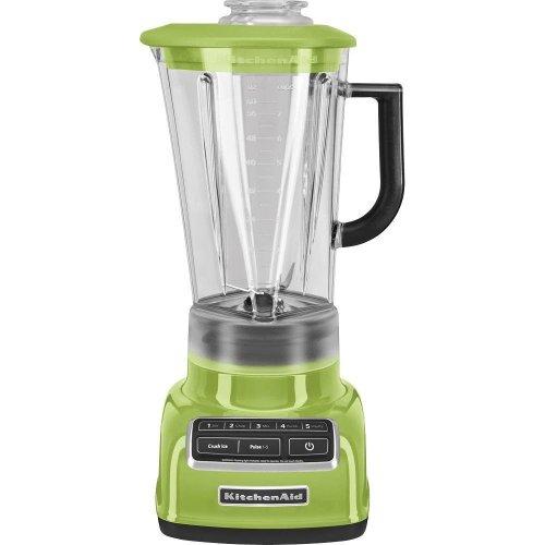 Brand New Kitchenaid Diecast 5-Speed Blender Ksb1575Ga Diamond Vortex Blade Green Apple front-940841