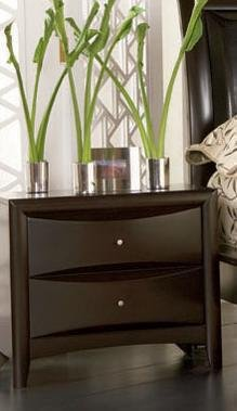 Dayton Nightstand - Coaster 200412 Nightstand back-925139