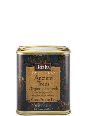 Peet'S Tea - Ancient Trees - Organic Pu-Erh - China Pu-Erh Tea