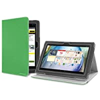 Version Stand Cover Case for Lenovo IdeaTab S6000 - Green