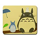 Totoro My Neighbor Totoro Animated Film Anime Funny & Cute Rectangle Mouse Pad Joie 2
