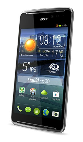 Acer-Liquid-E600-Plus-LTE-Smartphone-dbloqu-Android-import-Allemagne