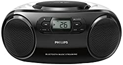 Philips AZ330T Boombox (Black)