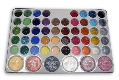 Professional face painting supplies from Snazaroo