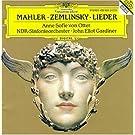 Mahler / Zemlinsky / Lieder : Lieder eines fahrenden Gesellen, R�ckert-Lieder