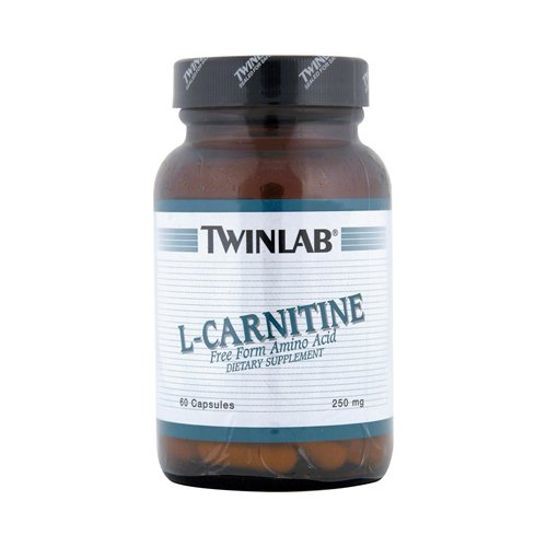 Twinlab L-Carnitine - 250 Mg - 60 Capsules