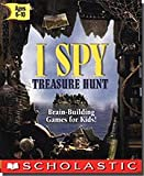 I Spy Treasure Hunt Deluxe v2.0 w/I SPY Book & Bonus Mini CD-Rom