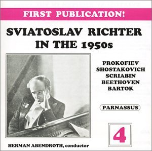 Sviatoslav Richter in the 50's 4