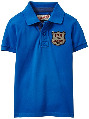Petrol Industries - Polo Pique, Polo per bambini e ragazzi, blu (blau - bleu  (electric blue)), 17