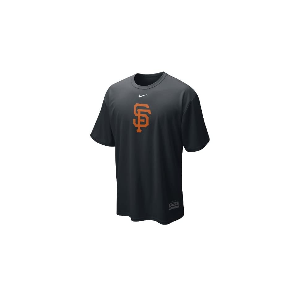 Nike San Francisco Giants Perfect Game Dri FIT Mascot T Shirt (M=42)