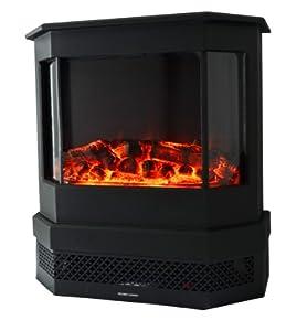Golden Vantage 23 European Style Freestand Portable Modern Electric Fireplace