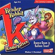 Reader Rabbit Kindergarten Bounce Down in Balloon Town