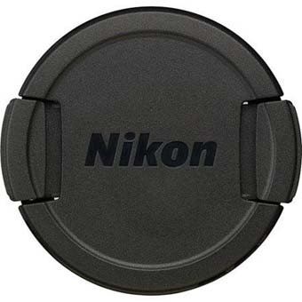 Nikon LC-CP29 Lens Cap for Coolpix P600 Digital Camera (Repl.)