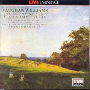 Vaughan Williams - Symphony 5 / Flos Campi