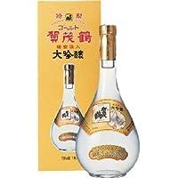 賀茂鶴酒造 特製ゴールド  賀茂鶴  720ml 化粧箱入