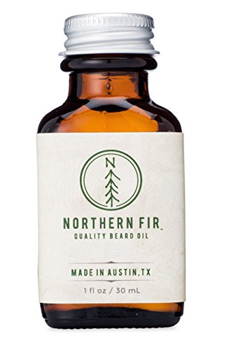 Northern Fir Quality Beard Oil Conditioner and Softener
