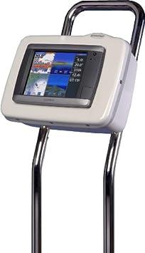 Scantrust Instrument de navigation Écran 20 cm Blanc