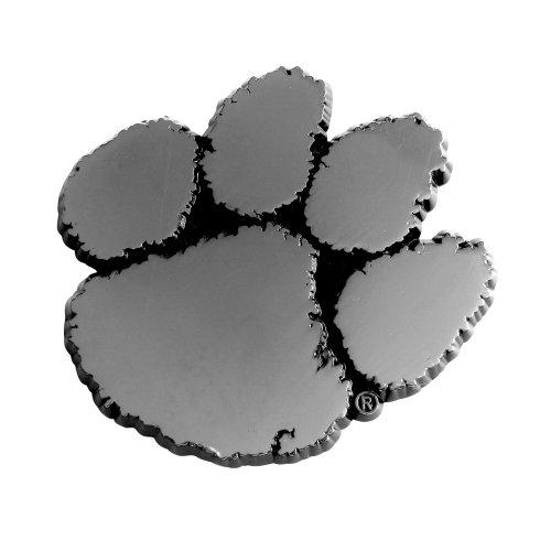 FANMATS NCAA Clemson University Tigers Chrome Team Emblem (Clemson Truck Accessories compare prices)