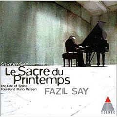 Le sacre du printemps (Stravinsky, 1913) 4157JFKZAXL._AA240_