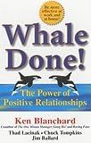 Cover of Whale Done! by Ken Blanchard Thad Lacinak Jim Ballard 1857883268