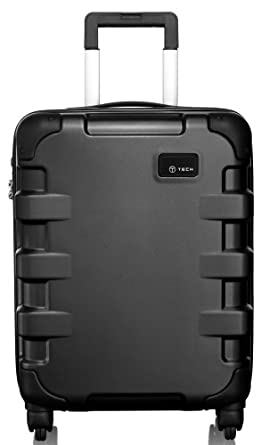 Tumi Luggage T-Tech Cargo Continental Carry-On, Black, One Size