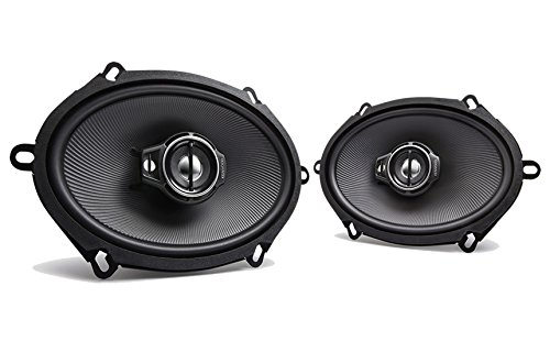 Kenwood KFC-6965S 6x9 Inches 3-way 400W Speakers