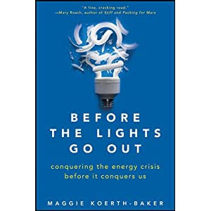Cover of Maggie Koerth-Baker's new book