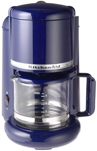 KitchenAid KCM055 4-Cup Ultra Cobalt Blue
