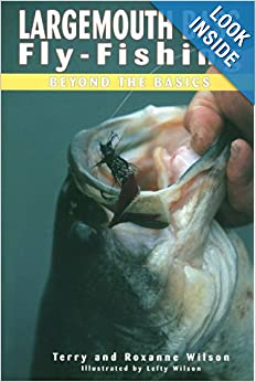Largemouth bass fly fishing beyond the basics terry for Best fishing books