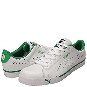 Puma Men Shoes 34927705 White fern Green