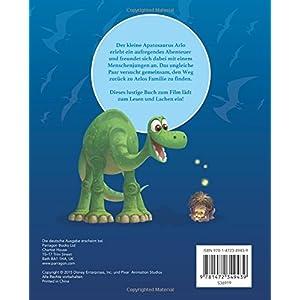 Arlo & Spot: Das Buch zum Film mit magischem 3D-Cover