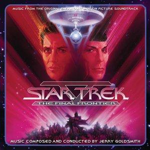 Star Trek V: The Final Frontrier (2 cd expanded) [Soundtrack]