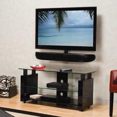 Cheap SANUS SYSTEMS BFV145-B1 Foundations Basic Series TV Stand (BFV145-B1)