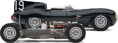 1956 Exoto Jaguar D-Type 'Short Nose' Le Mans Winner Anatomy Bundle