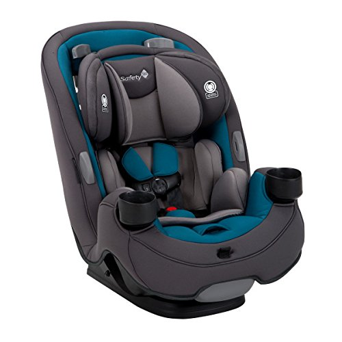 safety 1st grow and go 3 in 1 convertible car seat blue coral baby toddler baby transport baby. Black Bedroom Furniture Sets. Home Design Ideas