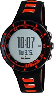 Suunto Quest Ss01815400 Homme Montre Fitness Orange