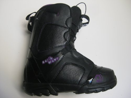 Northwave Snowboard Boot Dahlia Black Womens 8