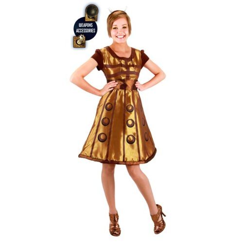 Elope Women's Doctor Who Gold