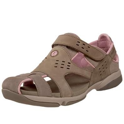 暇步士Hush Puppies Angya Sandal女士舒适绒面休闲沙滩凉鞋 2色$28.29