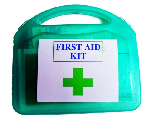 CMS TRAVEL FIRST AID KIT CAR CAMPING HANDBAG HOME HOLIDAY PLASTERS