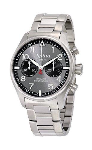 Alpina Geneve Startimer Chronograph AL-860GB4S6B Orologio da uomo sportivo Rotore Alpina